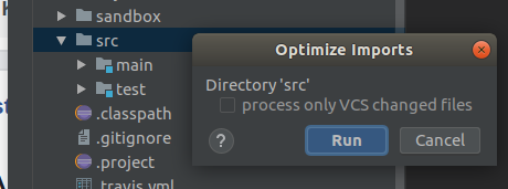 Moving to IntelliJ IDEA from Eclipse